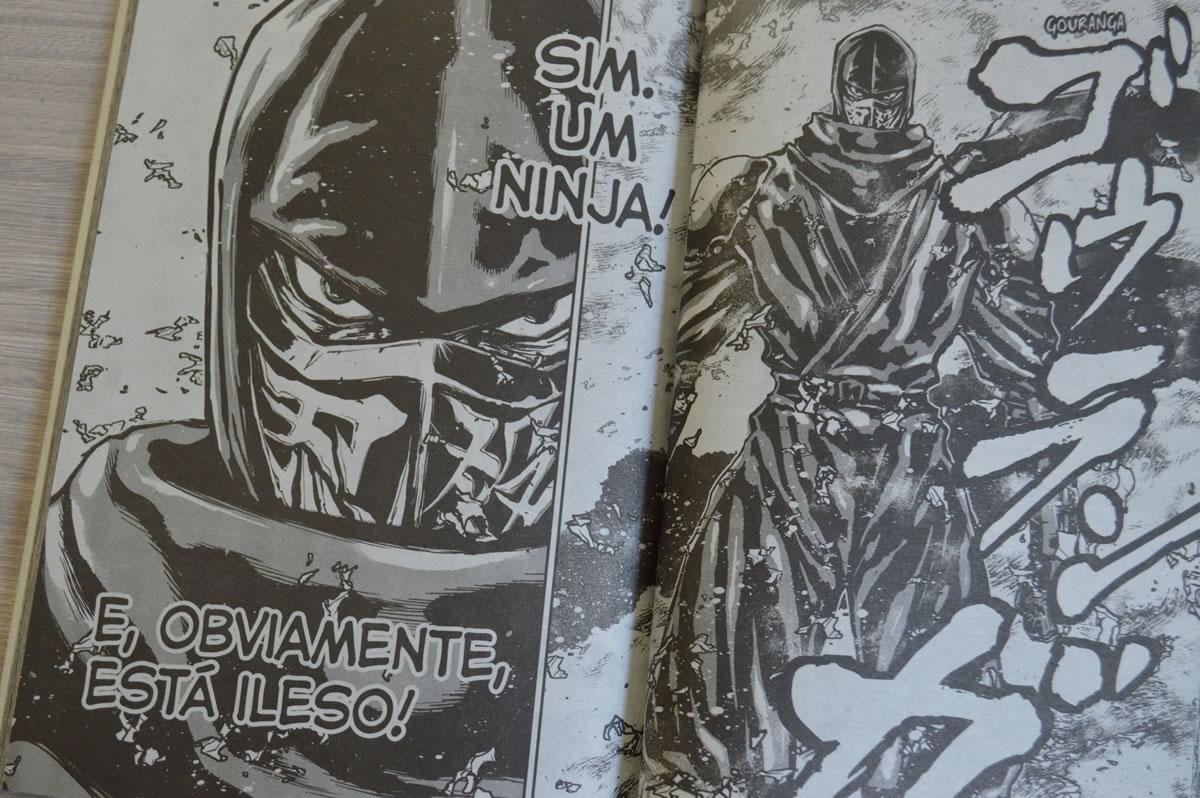 Ninja Slayer 014