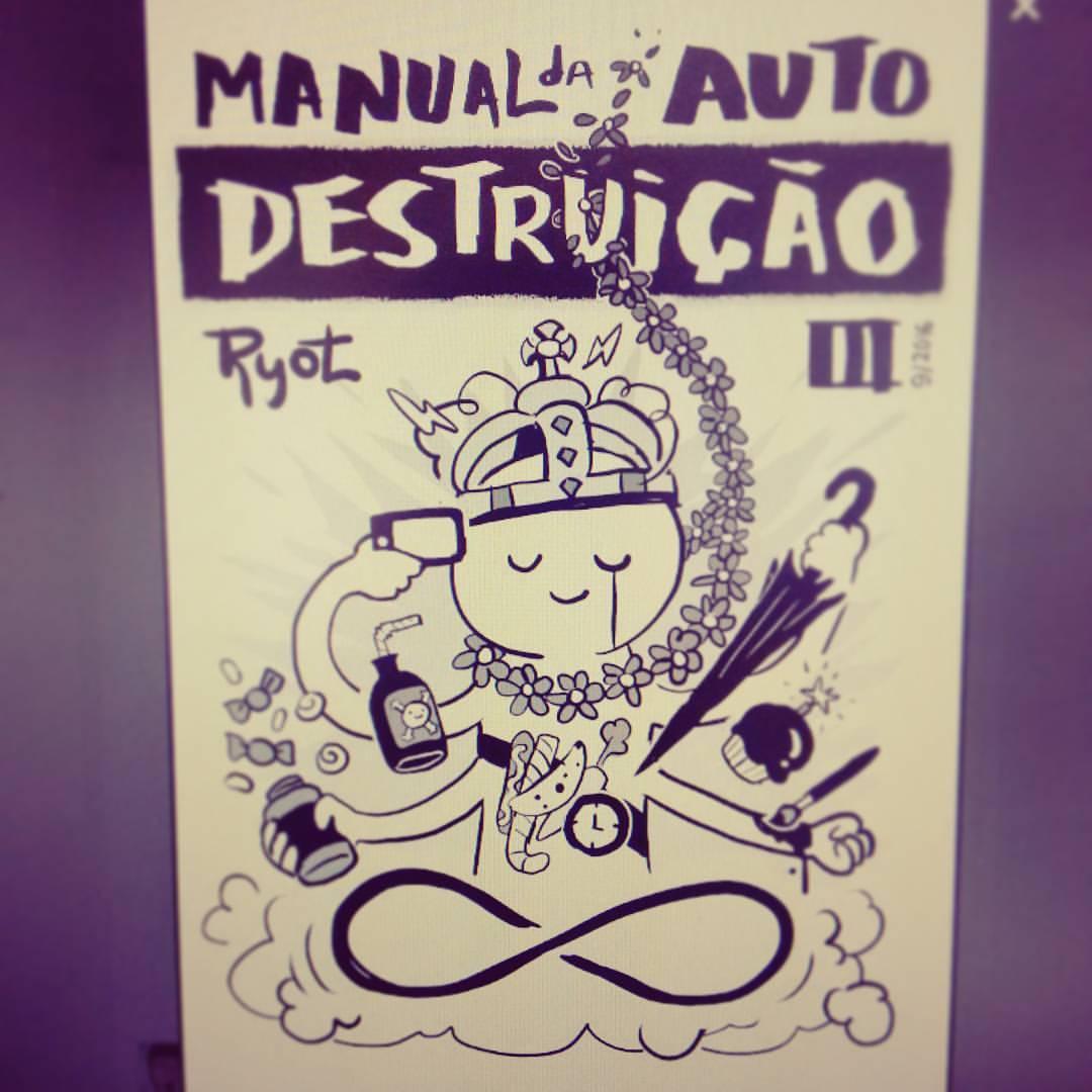 Ryot Manual da Destruicao