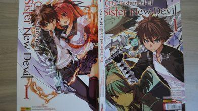 Photo of The Testament of Sister New Devil Vol. 01   Proteja a filha do rei dos demônios! (Impressões)