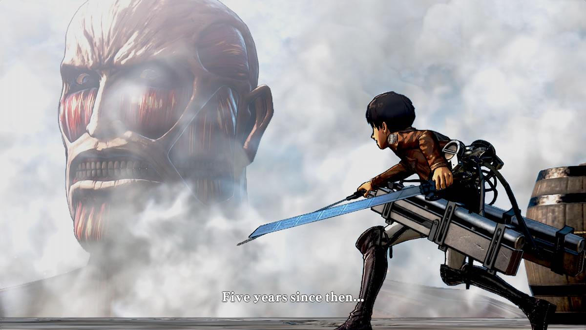 Attack on Titan (12)