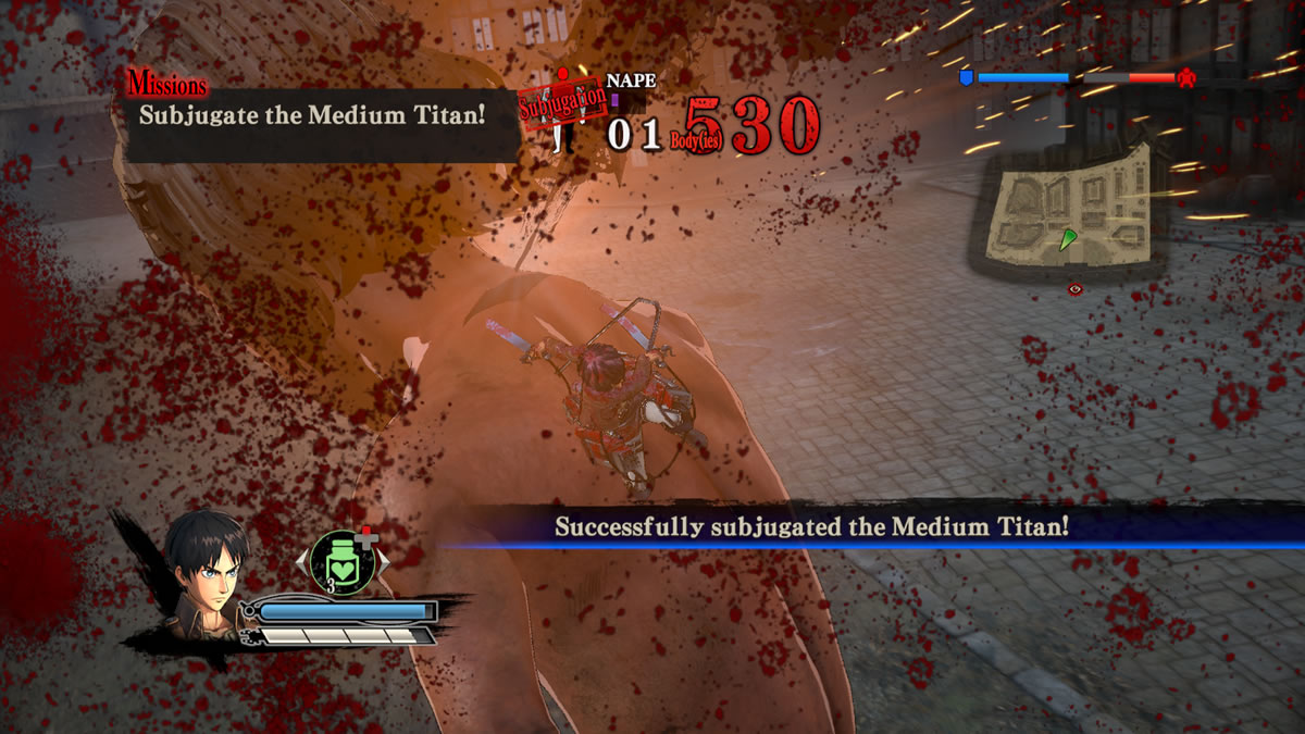 Attack on Titan (14)