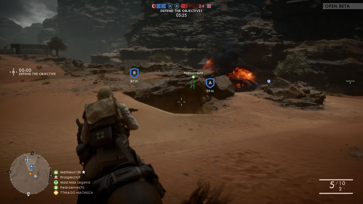 Beta aberto de Battlefield™ 1 (6)