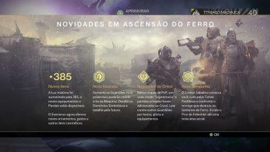 Photo of Destiny | Ascensão do Ferro é uma nova chance para se tornar um Guardião! (Impressões)