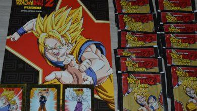 Photo of Galeria   Espiando os Cards do Álbum Ilustrado de Dragon Ball Z Fusion!