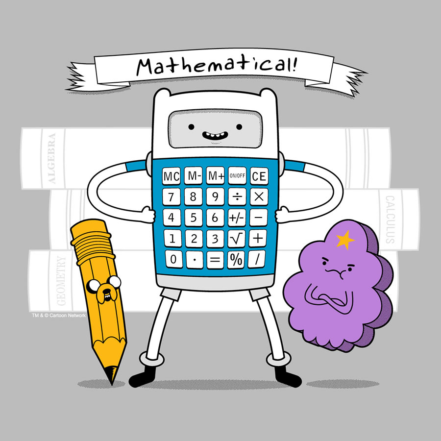 Hora de Aventura Matemático
