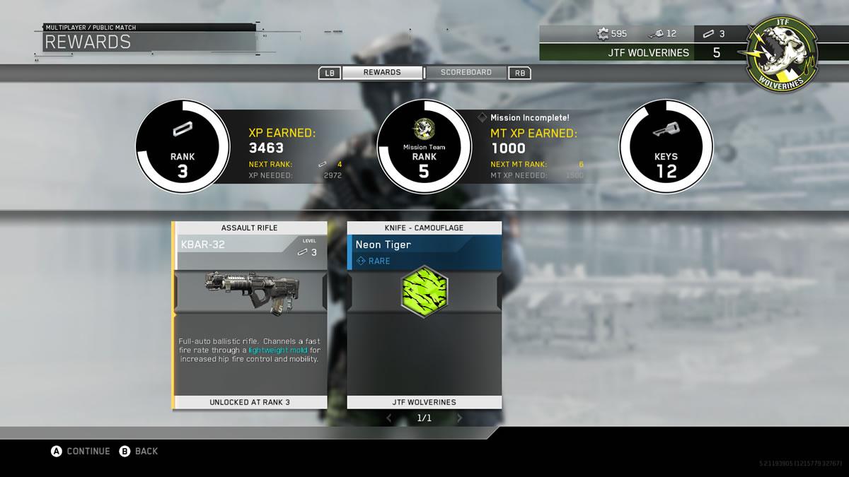 Beta do Call of Duty® Infinite Warfare (11)