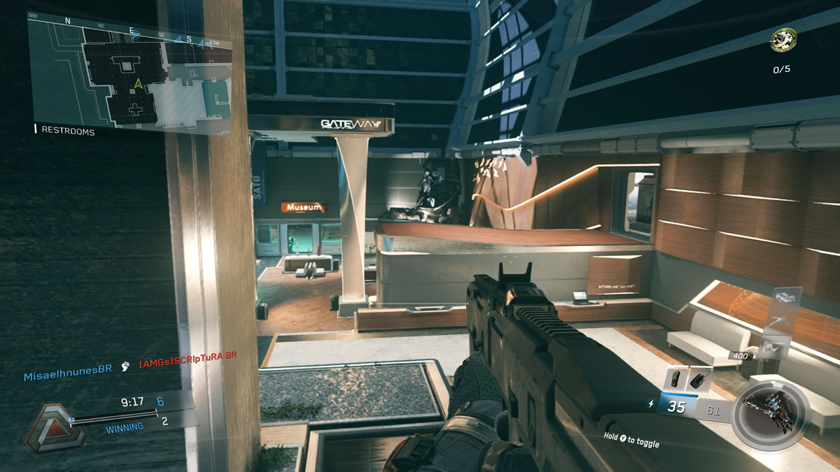 Beta do Call of Duty® Infinite Warfare (12)