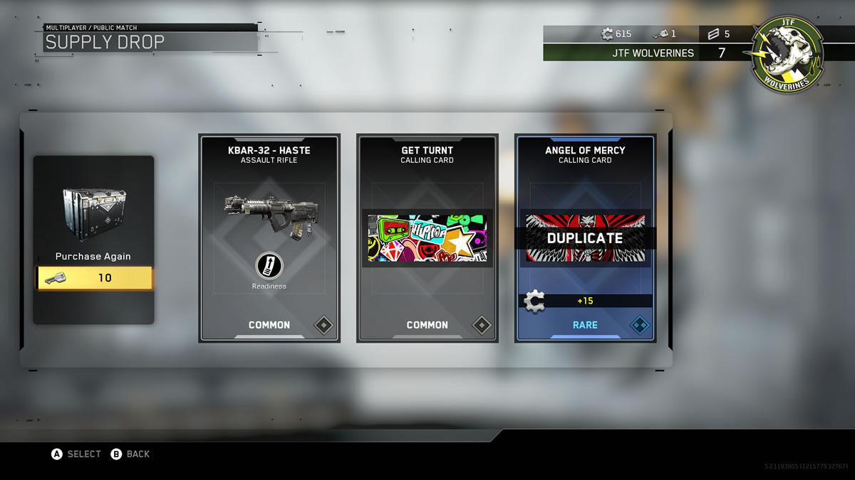 Beta do Call of Duty® Infinite Warfare (2)