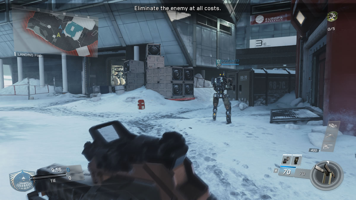 Beta do Call of Duty® Infinite Warfare (5)