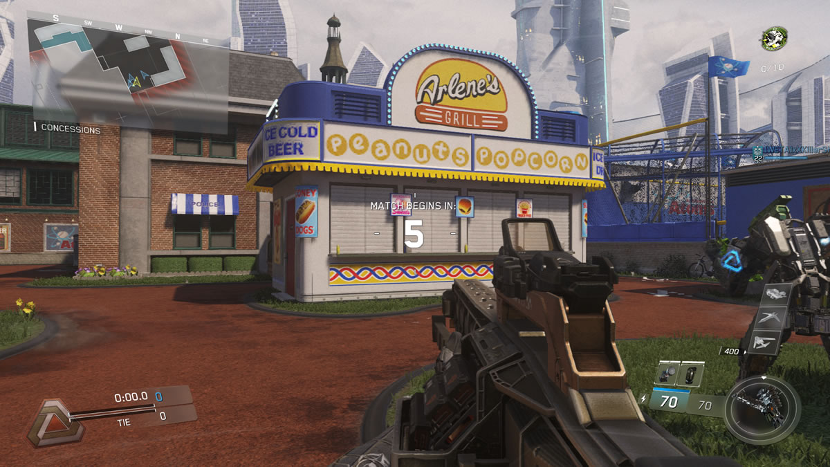 Beta do Call of Duty® Infinite Warfare (8)