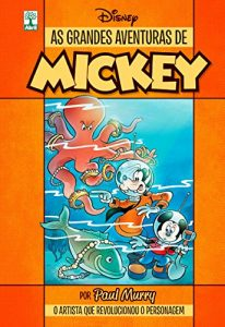 Grande Aventuras Mickey Paul Murry