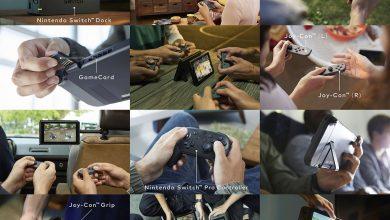 Photo of NX   Sem fazer espetáculo, Nintendo apresenta o Nintendo Switch!