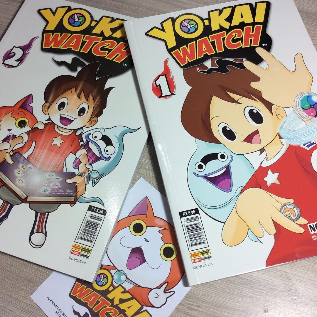 Yo-kai Wtach 1 - 2
