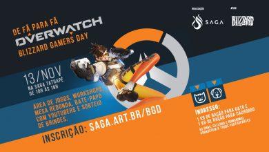Photo of Domingo (13/11) tem Blizzard Gamers Day na SAGA – Tatuapé