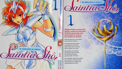 Photo of Saintia Shô – Vol. 01 | Impressões do Mangá! (Os Cavaleiros do Zodíaco)