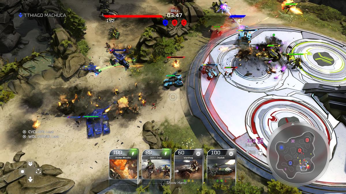 Halo Wars 2 | Rápidas impressões do Blitz Multiplayer Beta