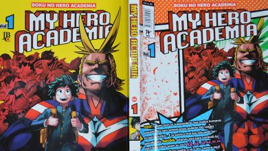 Photo of My Hero Academia – Vol. 1 |  Agora oficialmente nas bancas do Brasil! (Impressões)