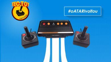 Photo of Tectoy lança Atari Flashback 7, baseado no icônico Atari 2600