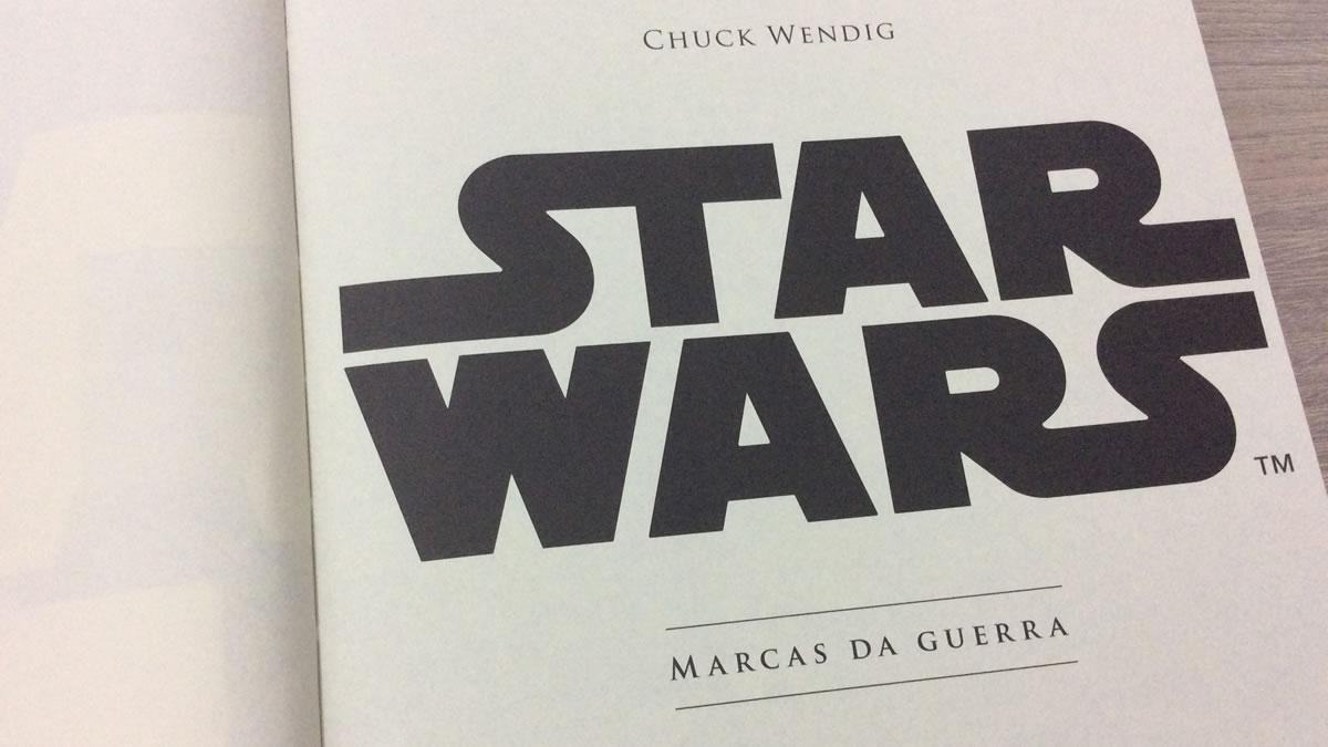 Star Wars Marcas da Guerra Impressoes