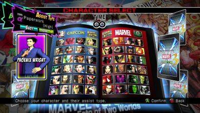 Photo of Minipost | Ultimate Marvel vs. Capcom 3