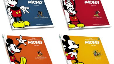 Photo of Os Anos de Ouro do Mickey com um bom desconto para começar a coleção…