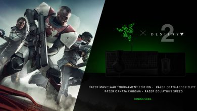 Photo of Razer e Bungie anunciam periféricos de Destiny 2