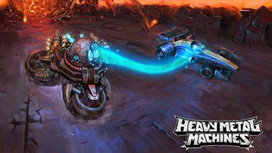 Photo of Hoplon lança atualização da bomba de Heavy Metal Machines