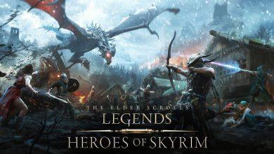 Photo of The Elder Scrolls Legends, canalize o poder de Dovahkiin em Heroes of Skyrim