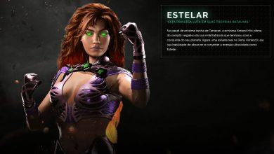 Photo of Injustice 2 dá boas-vindas a Estelar, heroína dos Jovens Titãs
