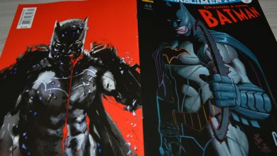 Photo of Edição 1 | Leitura de Grandes Astros Batman com John Romita Jr.