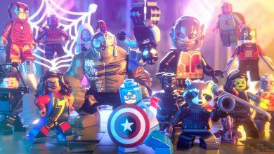 Photo of A jornada por Chronopolis no novo trailer de LEGO Marvel Super Heroes 2