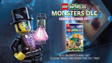 Photo of Monsters Pack DLC chegará em outubro ao mundo de LEGO Worlds