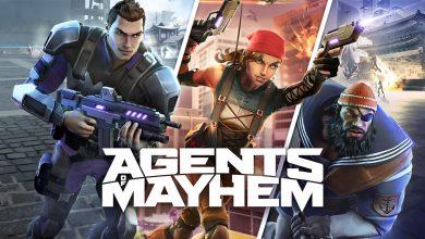 Photo of Agents of Mayhem | O último remix da sensação internacional e coração da LEGION, August Gaunt