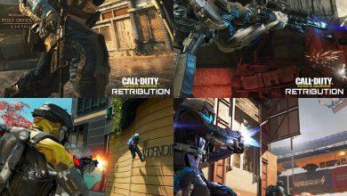 Photo of DLC Call of Duty: Infinite Warfare Retribution já disponível no PS4