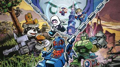 Photo of Inumanos chegaram a Chronopolis em LEGO Marvel Super Heroes 2