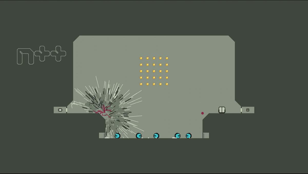 Photo of A ação em plataforma de N++ chega em outubro ao Xbox One