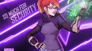 Photo of A queridinha da série Saints Row, Agente Safeword, está disponível em Agents of Mayhem