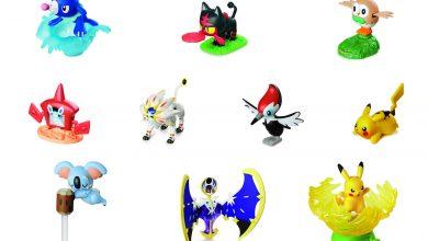 Photo of Pokémon e suas aventuras desembarcam no McDonald's em dezembro