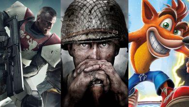 Photo of CoD WWII, Destiny 2 e Crash Bandicoot Trilogy são campeões de vendas na Activision
