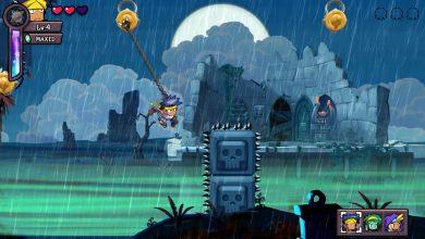 Photo of Mais conteúdo para Shantae Half-Genie Hero com a expansão Friends to the End