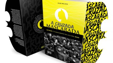 Photo of Editora Pixel lança A cruzada mascarada – Batman e o nascimento da cultura nerd
