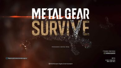 Photo of Metal Gear Survive | Impressões de um inesperado Beta!