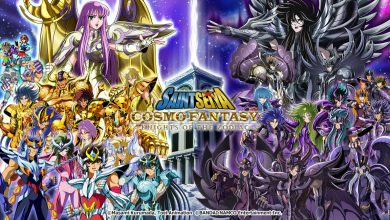 Photo of Saint Seiya Cosmo Fantasy celebra 3 milhões de downloads com eventos e bônus in-game