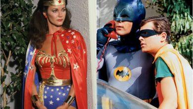 Photo of Nostalgia   Séries clássicas do Batman e Mulher-Maravilha em DVD