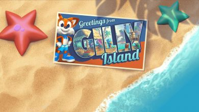Photo of Um novo capítulo para Super Lucky's Tale no DLC Gilly Island