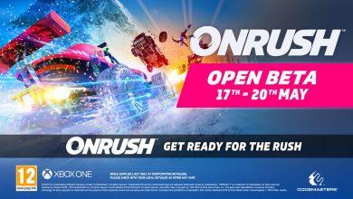Photo of Beta aberto de ONRUSH começa em 17 de maio para PS4 e Xbox One