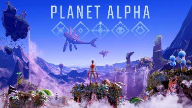 Photo of Variedades de ambientes sci-fi compõem novo vídeo de Planet Alpha