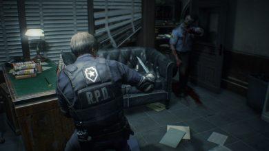 Photo of Evento Limitado 1-Shot Demo de Resident Evil 2 está chegando