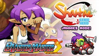 Photo of Shantae: Half-Genie Hero recebe (de graça) Modo Pijama (e+)