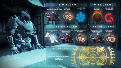Photo of Destiny 2 | Último evento dos Movimentos de Facções da 3ª temporada